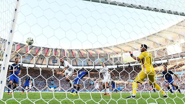 Germany Argentina World Cup 2014 Final