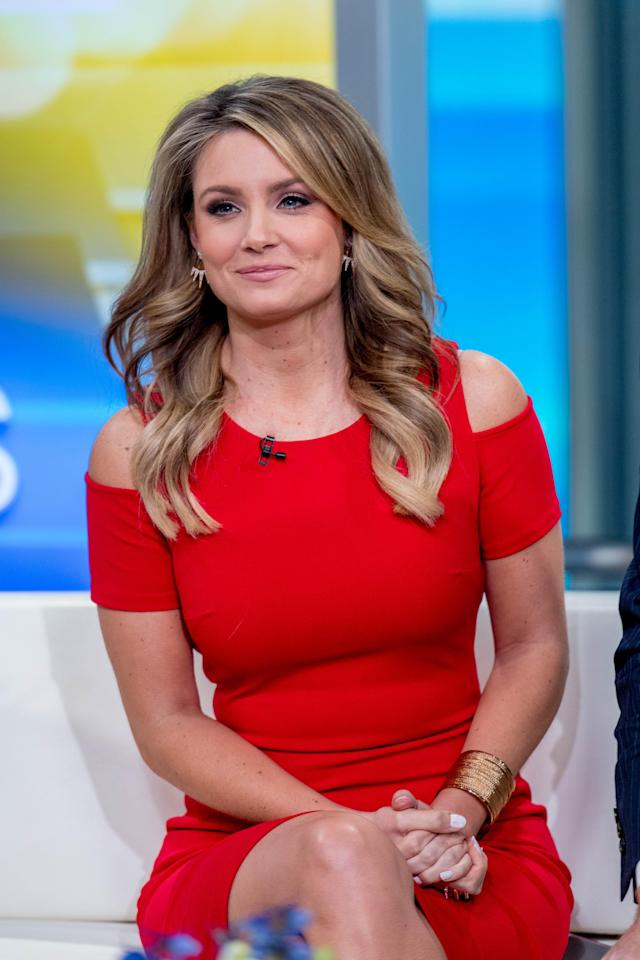 <i>Fox & Friends First co-anchor </i>Jillian Mele later called out Barbara L'Italien, a state senator from Massachusetts, on social media. (Photo: Roy Rochlin/Getty Images)