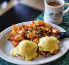 "<p>The dishes at <a href=""https://metrodiner.com/locations/indiana/greenwood/"" rel=""nofollow noopener"" target=""_blank"" data-ylk=""slk:Metro Diner"" class=""link rapid-noclick-resp"">Metro Diner</a> are unlike anywhere else. The menu features things like breakfast pie and croissant French toast — talk about decadence! And if you really want to complete the meal, order one of the very reasonably priced cheap bloody Mary's.</p><p><em><a href=""https://www.instagram.com/metrodiner/"" rel=""nofollow noopener"" target=""_blank"" data-ylk=""slk:https://www.instagram.com/metrodiner/"" class=""link rapid-noclick-resp"">https://www.instagram.com/metrodiner/</a> </em></p>"