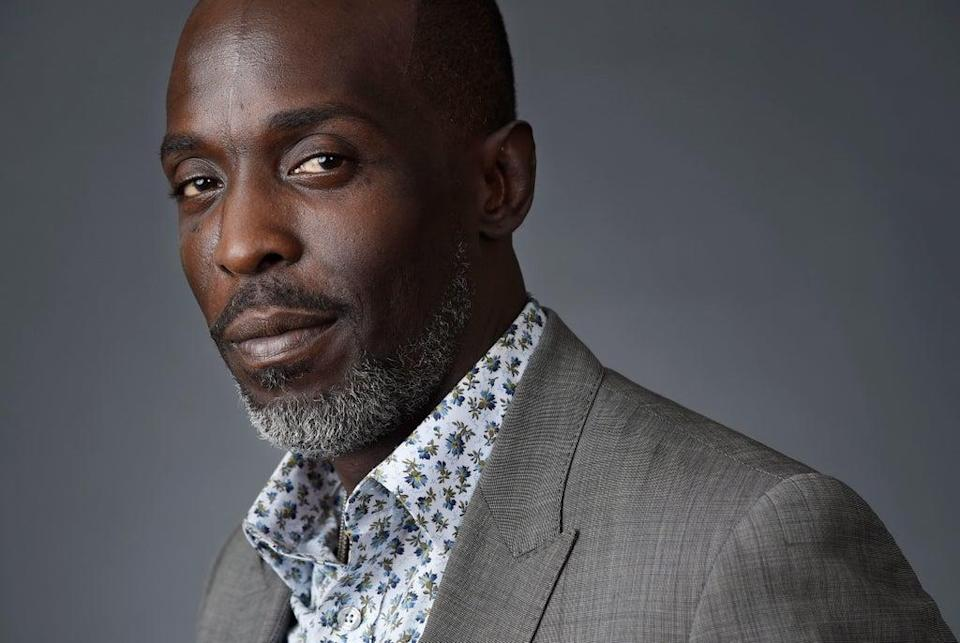 Michael K Williams played one of the most memorable characters in TV history in The Wire (Chris Pizzello/Invision/AP) (AP)