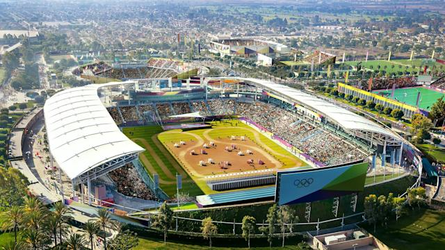 <p>South Bay StubHub Stadium Rendering. (Photo courtesy of LA2028) </p>