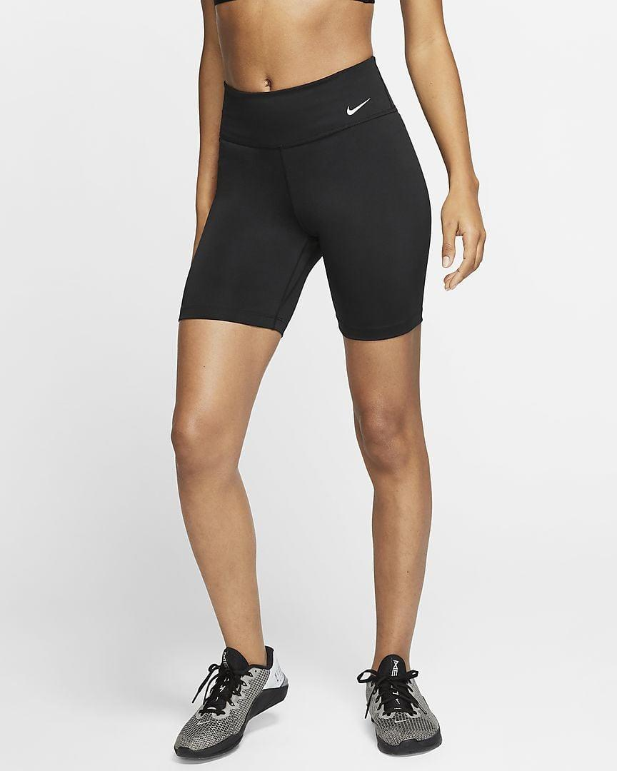 "<p>Get moving in these <a href=""https://www.popsugar.com/buy/Nike-One-Women-7-Shorts-581519?p_name=Nike%20One%20Women%27s%207%22%20Shorts&retailer=nike.com&pid=581519&price=40&evar1=fit%3Auk&evar9=46472938&evar98=https%3A%2F%2Fwww.popsugar.com%2Ffitness%2Fphoto-gallery%2F46472938%2Fimage%2F47590561%2FNike-One-Women-7-Shorts&list1=shopping%2Cworkout%20clothes%2Cfitness%20gear%2Cproducts%20under%20%2450%2C50%20under%20%2450%2Cfitness%20shopping%2Caffordable%20shopping&prop13=api&pdata=1"" class=""link rapid-noclick-resp"" rel=""nofollow noopener"" target=""_blank"" data-ylk=""slk:Nike One Women's 7&quot; Shorts"">Nike One Women's 7"" Shorts</a> ($40).</p>"