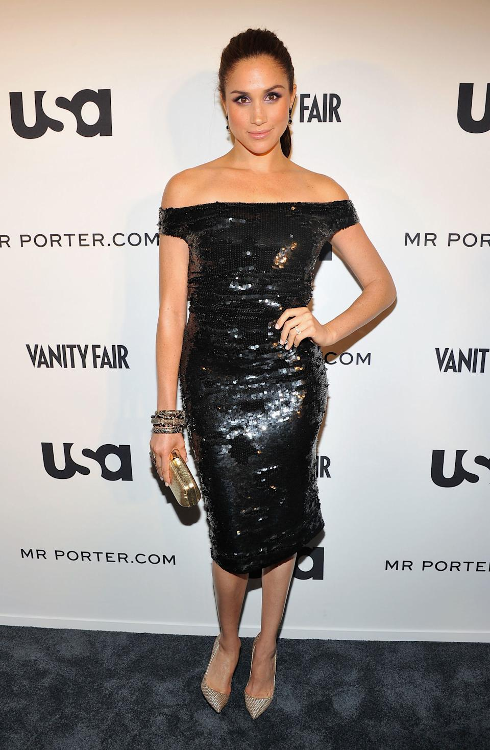 """At USA Network and Mr Porter.com Present """"A Suits Story"""" in New York."""