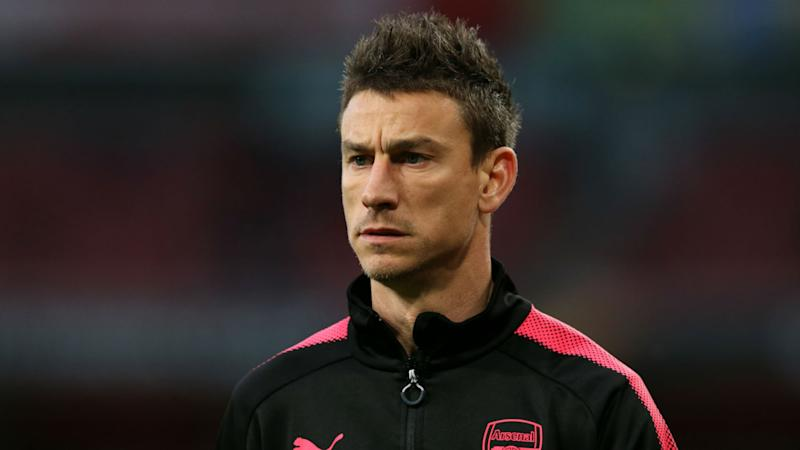 Arsenal captain Koscielny begins comeback from Achilles injury
