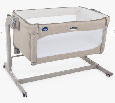 """<a href=""""https://fave.co/34QWNs7"""" target=""""_blank"""" rel=""""noopener noreferrer"""">Chicco Next To Me Magic Bedside Crib, John Lewis</a>, &pound;239 (Photo: Chicco/John Lewis)"""
