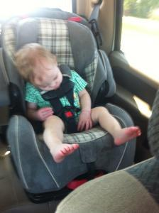 Portable Car Seat For 2 Year Old Child