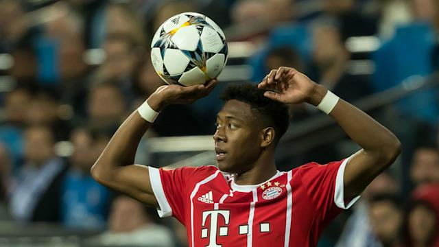 George Alaba, agent and father of Bayern Munich's David, has suggested Real Madrid want to buy his son.