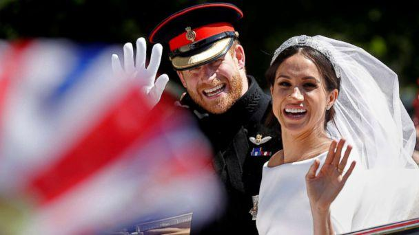Pacific Ocean features in new royal Markle's Coat of Arms