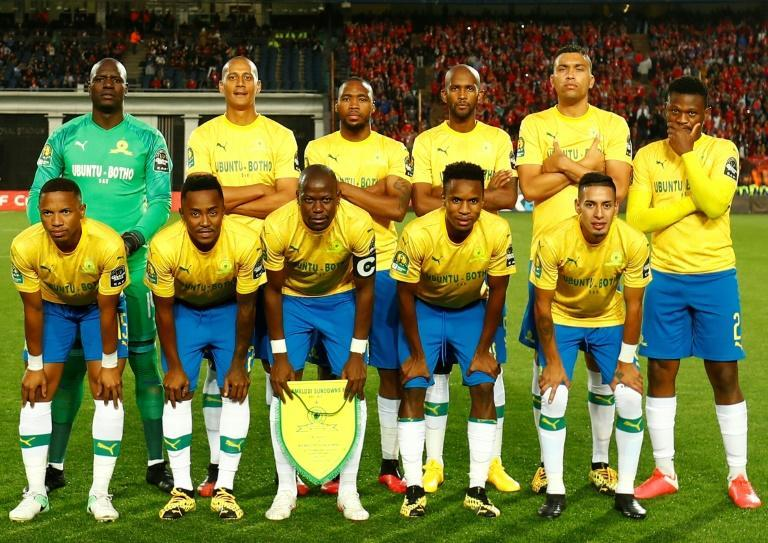 Mamelodi Sundowns, who completed a South African treble last season, made a losing start to the new campaign