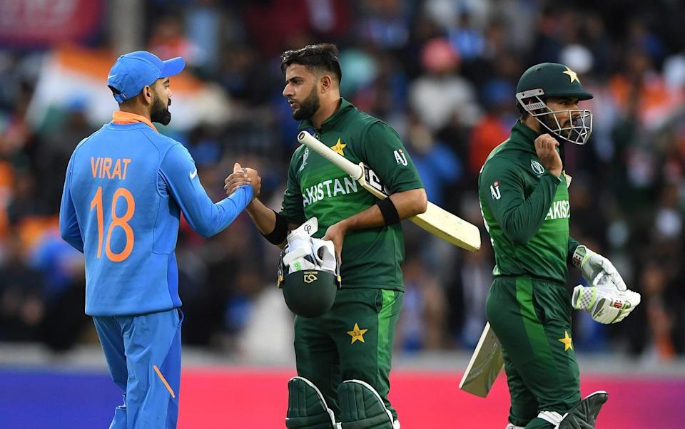 India-Pakistan series on cards this year