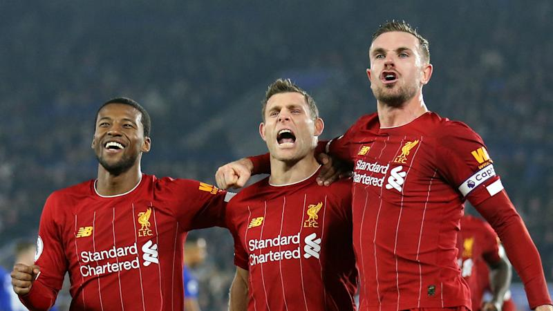 Henderson: Liverpool can be a lot better, individuals will get stronger