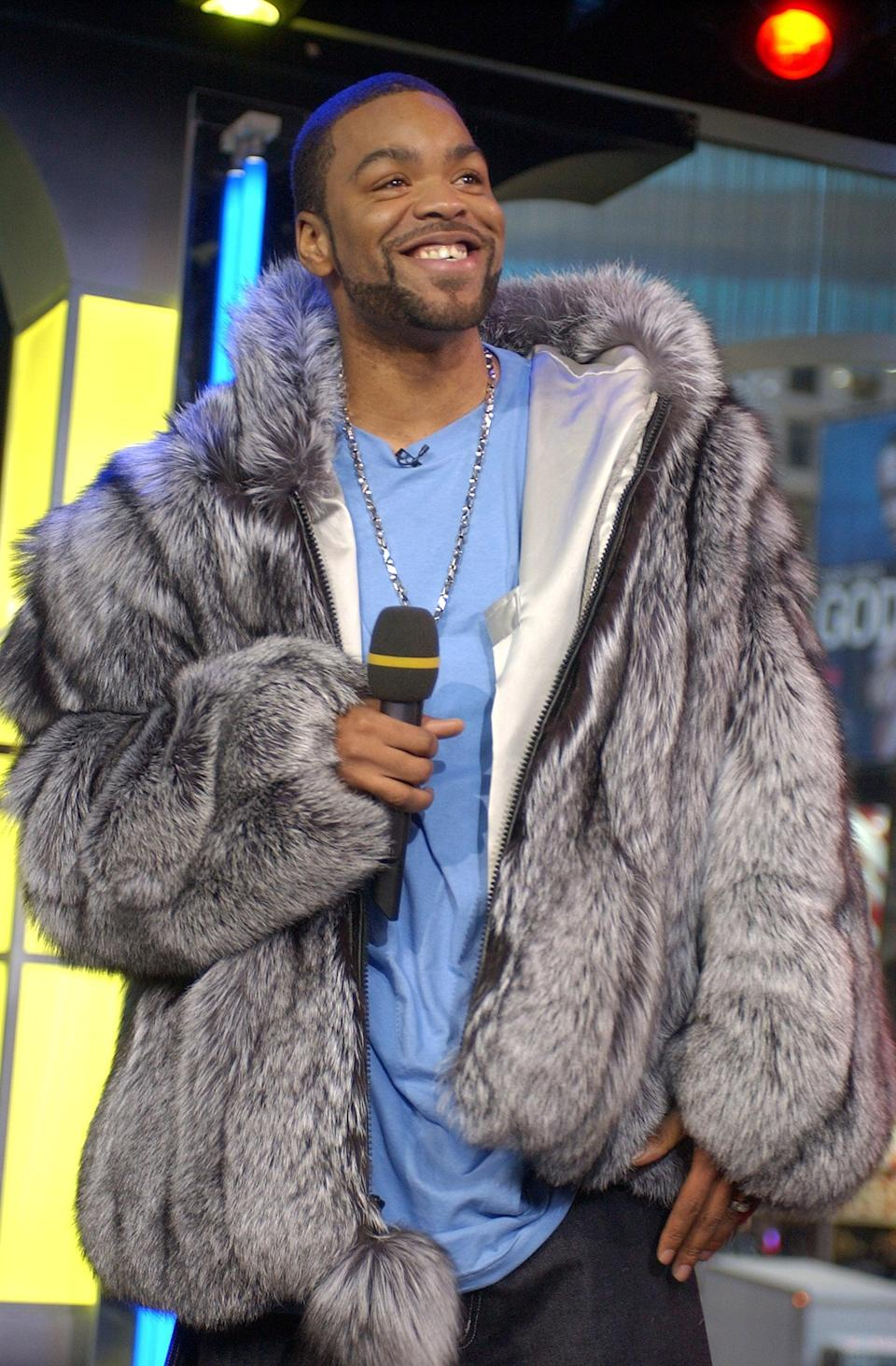 <p>Method Man made an appearance on the show in 2003.</p>