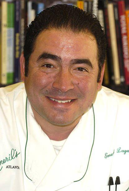 <p>Yes, we do mean <em>that </em>Emeril Lagasse! Best known for his amazing food and restaurants, popular cooking shows, and best-selling cookbooks. He even starred briefly in his own sitcom!</p>