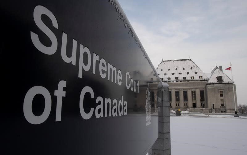Group of First Nations want Supreme Court to hear appeal on Trans Mountain