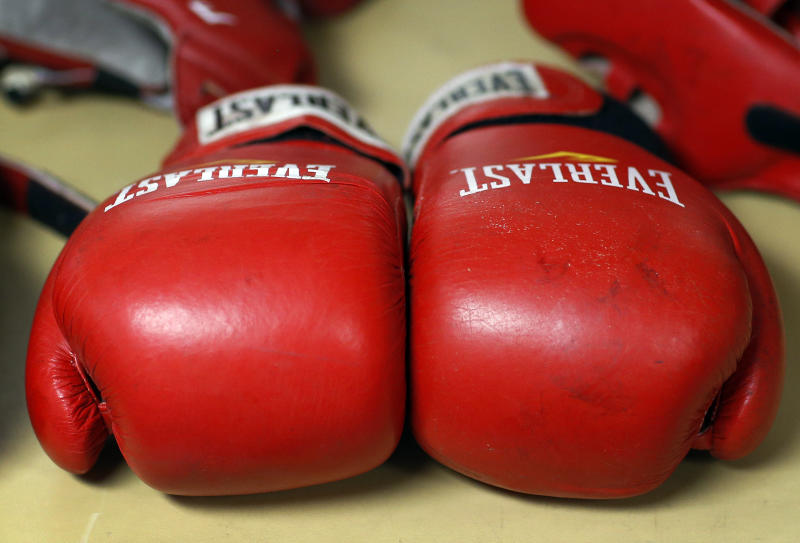 Two boxes have died in the past week from injuries sustained during fights. (AP Photo/Patrick Semansky)