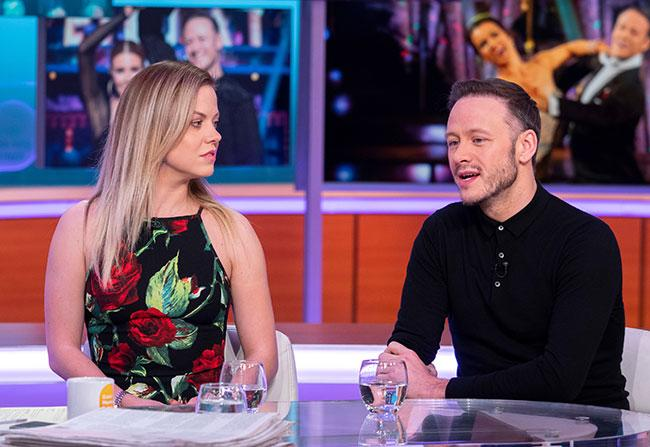 Strictly's Kevin Clifton breaks silence on reports Alex Scott doesn't like dancing with Neil Jones