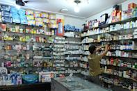 India is facing dire medicine and oxygen shortages as it battles a ferocious new Covid-19 wave