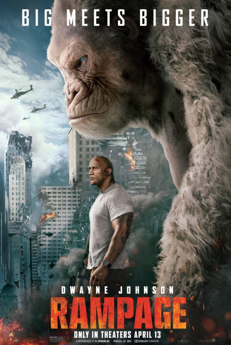 "<p>By all accounts, <em>Rampage</em> is easily the dumbest movie on this list. It is also one of the best video game adaptations of all time. Video games are fun. Movies are fun. Video game movies should be fun. <em>Rampage</em> gets it.</p><p><a class=""link rapid-noclick-resp"" href=""https://www.amazon.com/Rampage-Dwayne-Johnson/dp/B07C65R3NH/ref=sr_1_1?dchild=1&keywords=Rampage&qid=1617721955&s=instant-video&sr=1-1&tag=syn-yahoo-20&ascsubtag=%5Bartid%7C2139.g.36026663%5Bsrc%7Cyahoo-us"" rel=""nofollow noopener"" target=""_blank"" data-ylk=""slk:STREAM IT HERE"">STREAM IT HERE</a></p>"