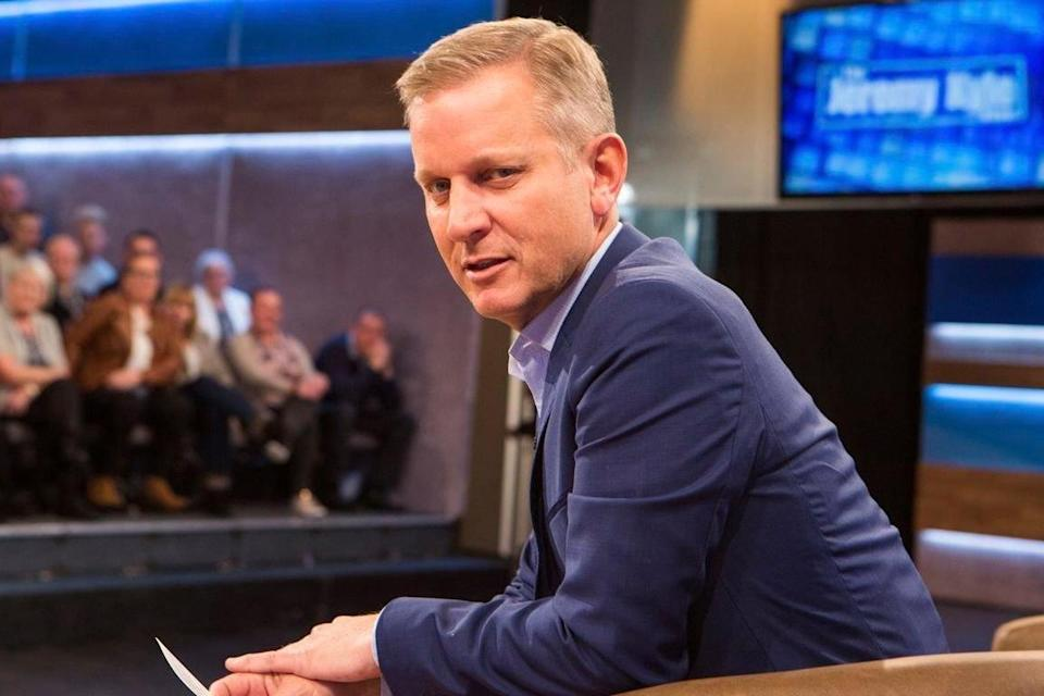The Jeremy Kyle show has been pulled off air indefinitely (ITV)