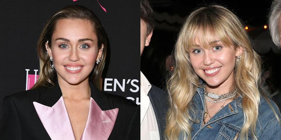 "<p>Hannah Montana is back!! Miley Cyrus made the whole world smile when she debuted her new look, inspired by her former alter ego Hannah Montana. ""You know guys, it was so hard going back and forth that I decided I'll just be Hannah forever,"" she said on her insta story. </p><p>Miley continued to enjoy her new look as she posted video singing along to same of Hannah's greatest hits like ""Best of Both Worlds"" and ""Nobody's Perfect"". While it's unclear if this means Hannah Montana is officially making her comeback, I'm keeping my fingers crossed because the world needs a Hannah Montana reboot right now. </p>"