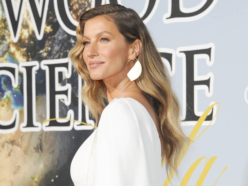 Gisele Bundchen urges fans to stay 'calm and positive' amid coronavirus lockdown