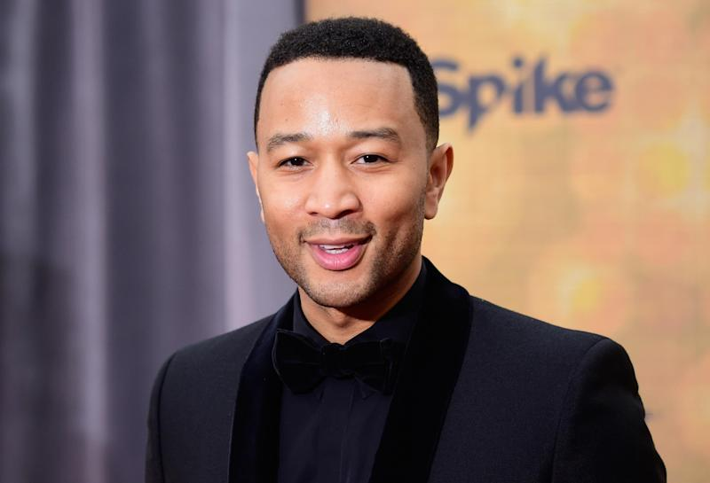 John Legend: Getty