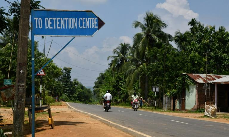 Those left off the National Register of Citizens in Assam face being stripped of their rights, put in a detention camp and even deported (AFP Photo/Biju BORO)