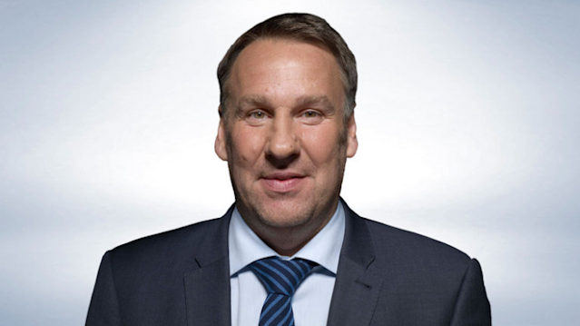 Paul Merson won two league titles with Arsenal during his time at the club