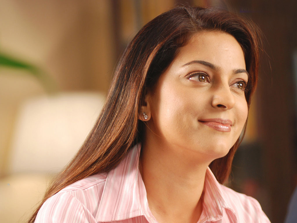 Juhi Chawla:She could have made a very successful career in singing, she's an amazing classical singer.