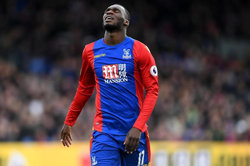 On the goal trail: Christian Benteke: Getty Images