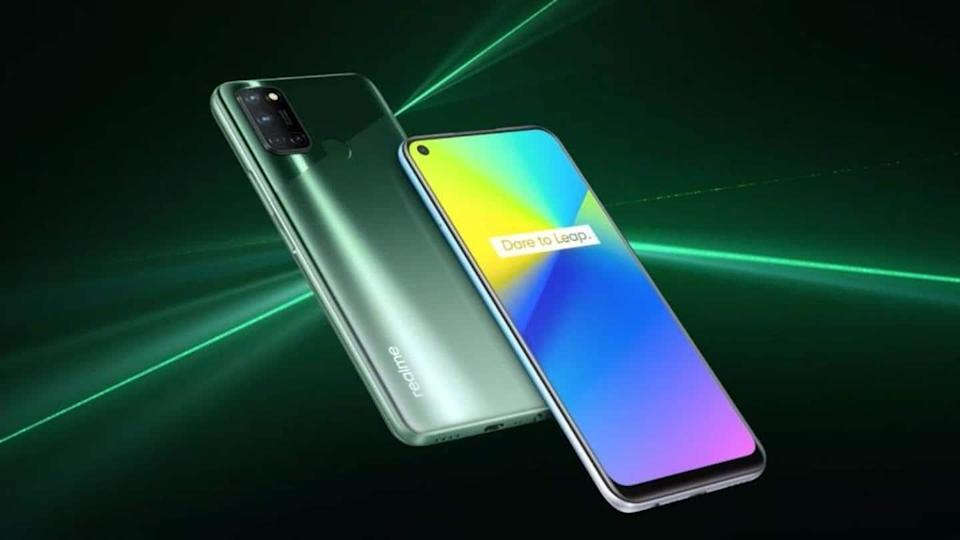 Realme 7i, with 90Hz display, launched at Rs. 12,000