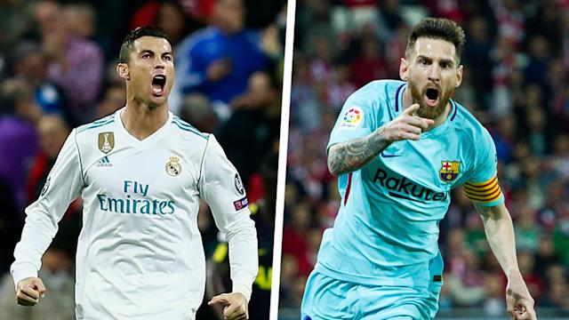 The Germany boss could face both in Russia this summer and is clear on which of the multiple Ballon d'Or winners poses the greatest threat to his side