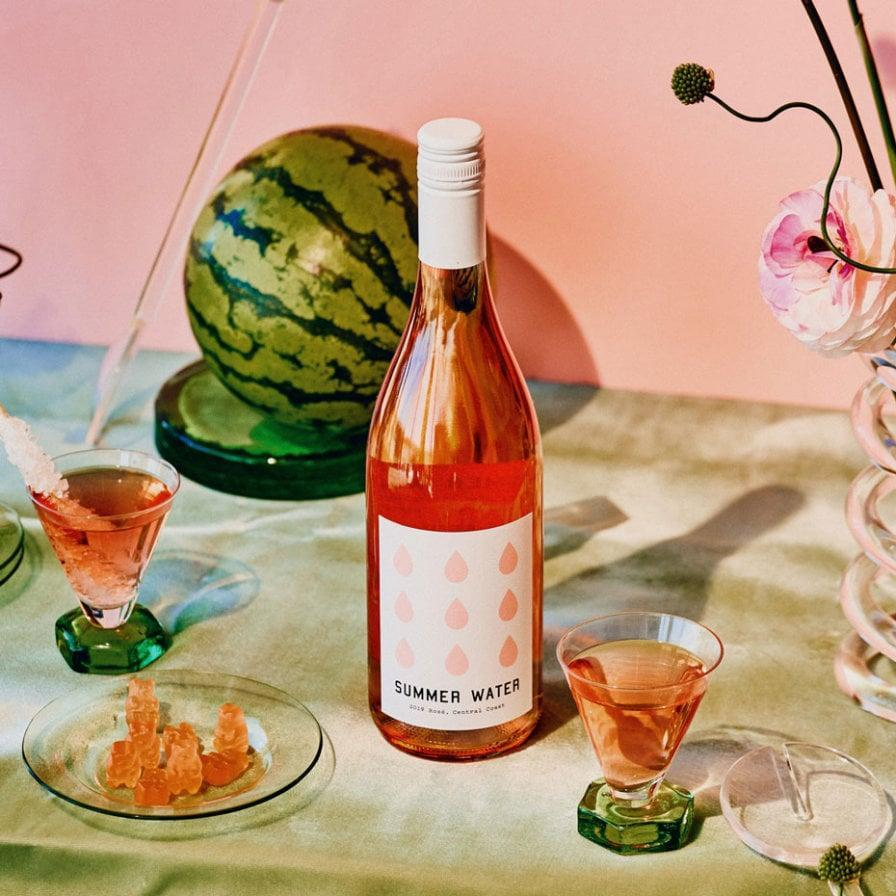 <p>Speaking of which, having a little wine in the bathtub sounds like our idea of a perfect night in. We like this <span>Summer Water Rosé, 2019</span> ($20).</p>