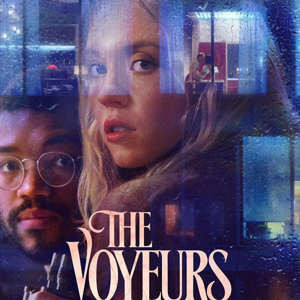How Fast Can You Guess the Ending of Amazon's The Voyeurs With These Chilling Easter Eggs?