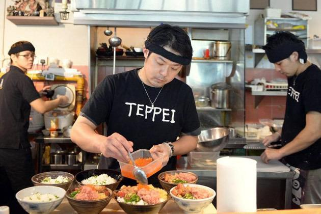 affordable japanese food in singapore teppei