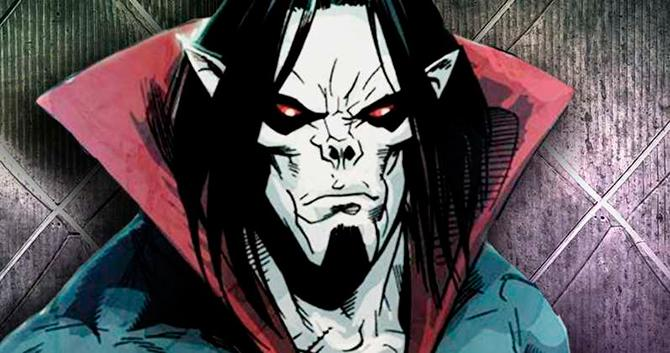 Morbius Vampire >> First look at Jared Leto as Morbius, the Living Vampire