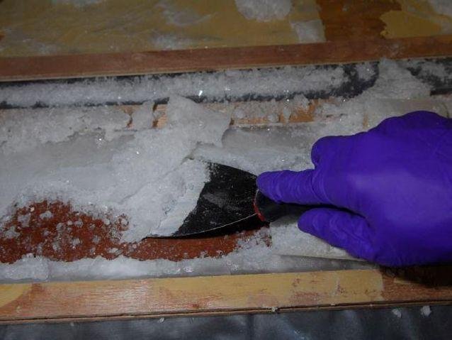 The bust is the largest ice seizure in Australian history. Source: Australian Federal Police