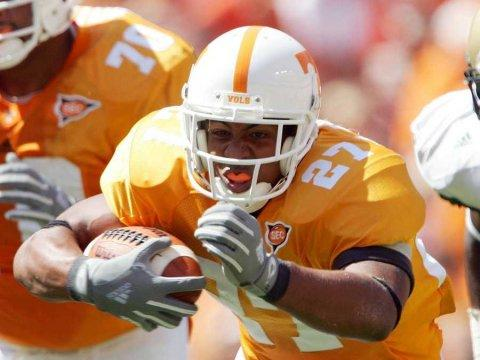 arian foster at tennessee