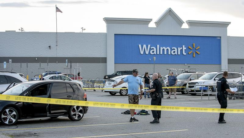 Former 'Disgruntled Employee' Allegedly Shoots Two Walmart Colleagues to Death, Taken Into Custody