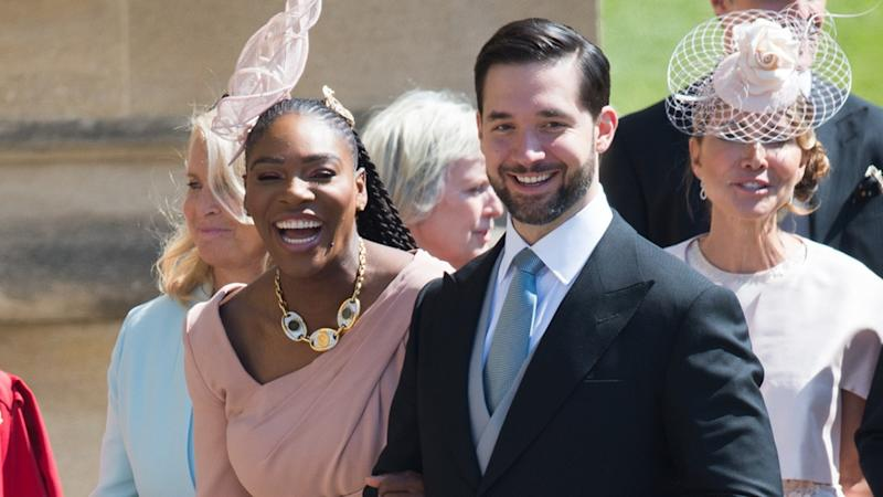 Serena Williams Hops Into the Comments Of Alexis Ohanian's Instagram Live to Tease Him!