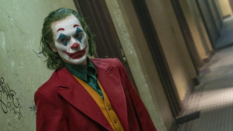 Joaquin Phoenix is being tipped for Oscar glory for his performance as Arthur Fleck in 'Joker'.