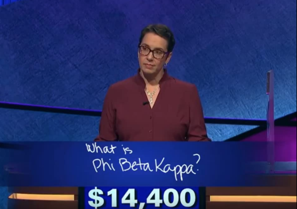 """<p>One of the most well-known rules of <em>Jeopardy!</em> is that your answer is considered invalid if you do not start your answer with """"what is"""" or """"who is."""" Sounds simple enough, but we've seen many people get this one wrong.</p>"""