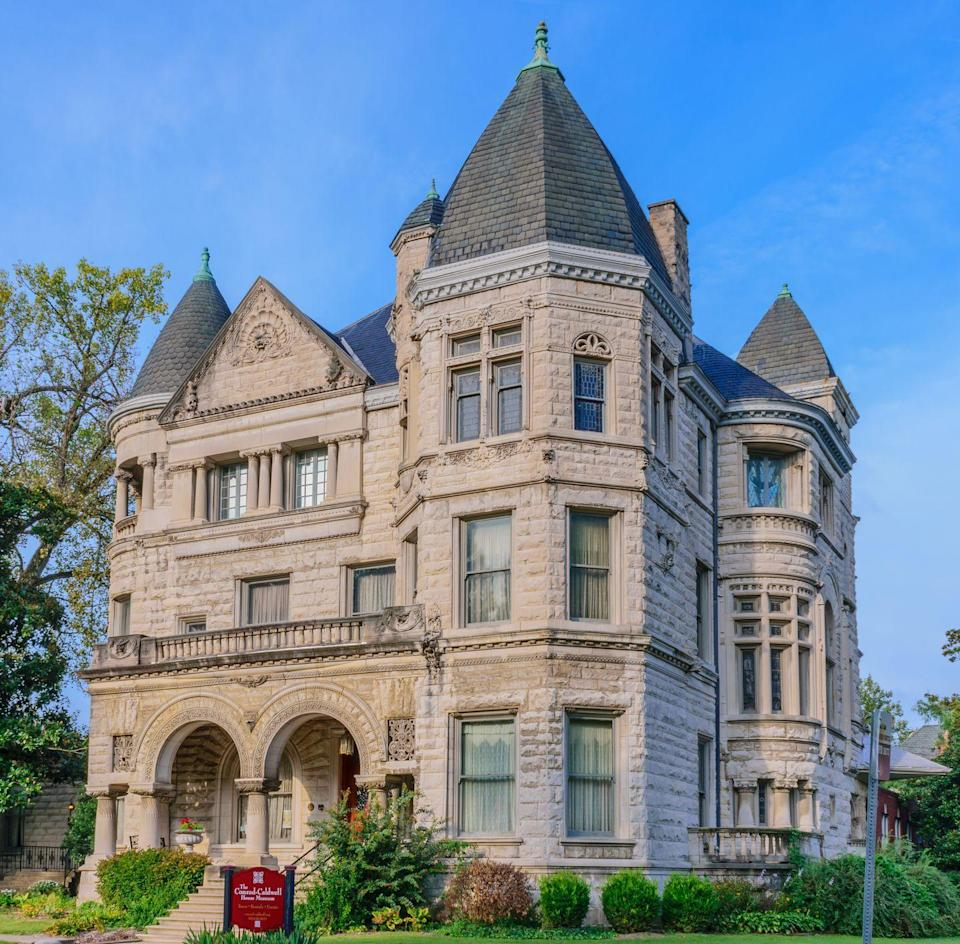 """<p>This 100-minute tour of Old Louisville is all about history, architecture, and eerie attractions, and you'll get the chance to see what's known as America's most haunted neighborhood. </p><p><a class=""""link rapid-noclick-resp"""" href=""""https://go.redirectingat.com?id=74968X1596630&url=https%3A%2F%2Fwww.tripadvisor.com%2FAttractionProductReview-g39604-d21017055-Old_Louisville_Ghost_Tour_as_Recommended_by_The_New_York_Times-Louisville_Kentucky.html&sref=https%3A%2F%2Fwww.redbookmag.com%2Flife%2Fg37623207%2Fghost-tours-near-me%2F"""" rel=""""nofollow noopener"""" target=""""_blank"""" data-ylk=""""slk:LEARN MORE"""">LEARN MORE</a></p>"""