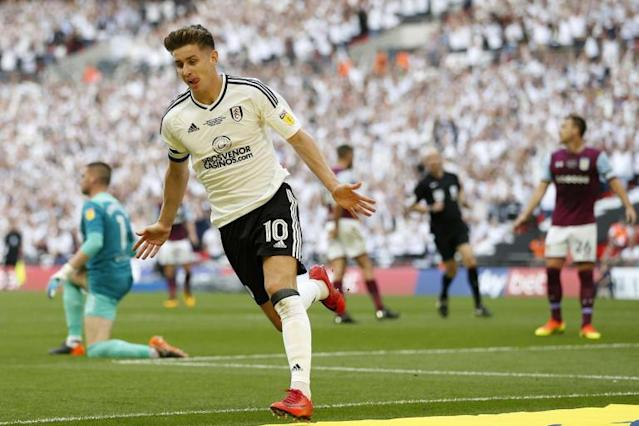 Aston Villa vs Fulham LIVE latest score: Championship Play-Off Final 2018 goal updates, TV and how to follow online, team news and line-ups at Wembley