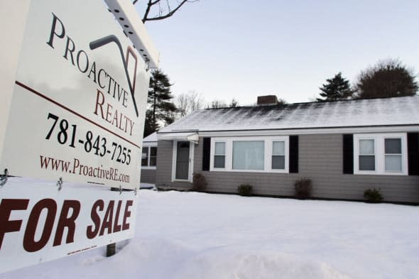 On The Money Selling Homes in Winter