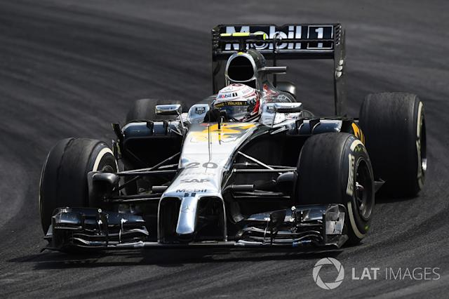 "2014: McLaren-Mercedes MP4-29 <span class=""copyright"">Sutton Motorsport Images</span>"