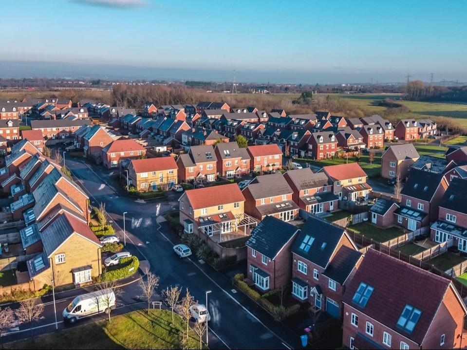 <p>'There is still a long way to go, with 19 million homes across the UK failing to meet a minimum Energy Performance Certificate rating of C'</p> (Getty Images/iStockphoto)