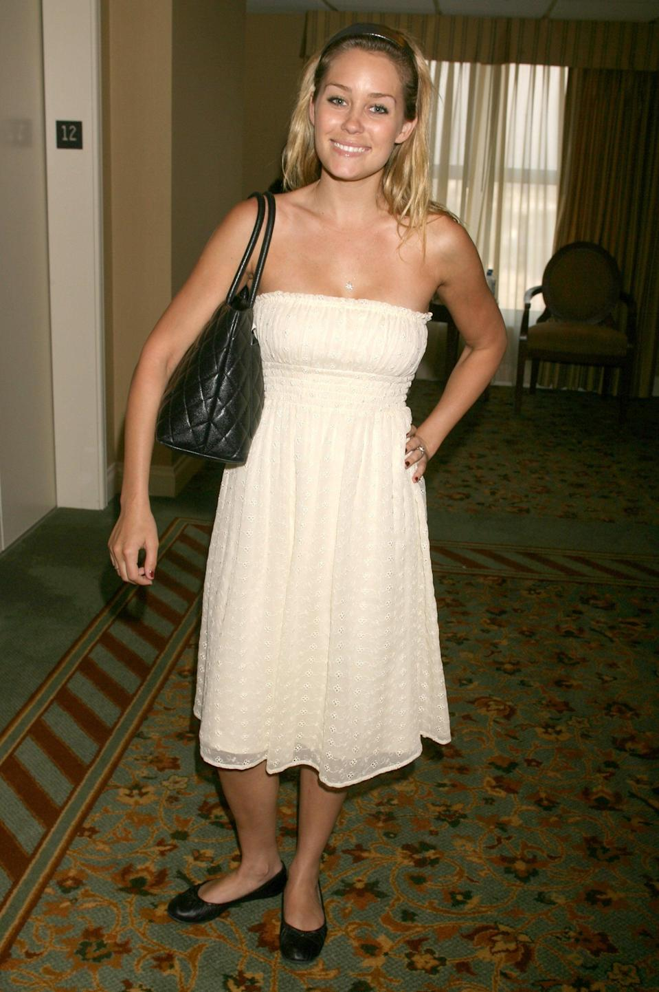 <p>Add flats and a tote, and you're ready for whatever the day brings, without the risk of a tan line. That's crucial in Laguna Beach. </p>