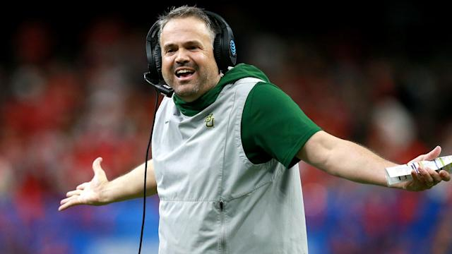 According to reports, the Giants and Panthers have ended their head coaching searches, settling on Joe Judge and Matt Rhule respectively.