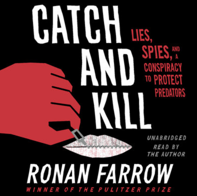 Why you'll love it:Ronan Farrow explores the corruption of insider Hollywood and the misuse of power by Harvey Weinstein as a predator in the industry. This deep dive into cover-ups, abuse of power, and silencing of victims tells the story of women behind the movement and what they did to expose the truth.Start listening on Libro.FM